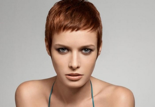 buzz cut hairstyle : Haircuts for girls. What hairstyle is better? / Shared / Veralline.com